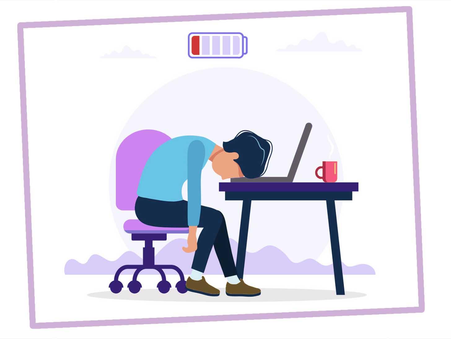 как избавиться от хронической усталости -