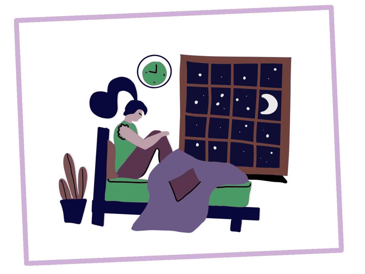 как избавиться от бессонницы в домашних условиях быстро и эффективно
