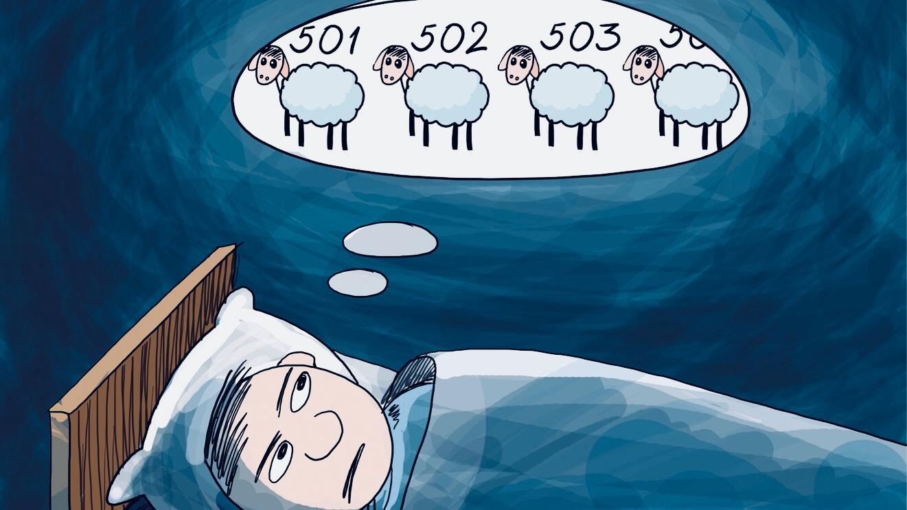 Для любимой, смешные картинки как заснуть