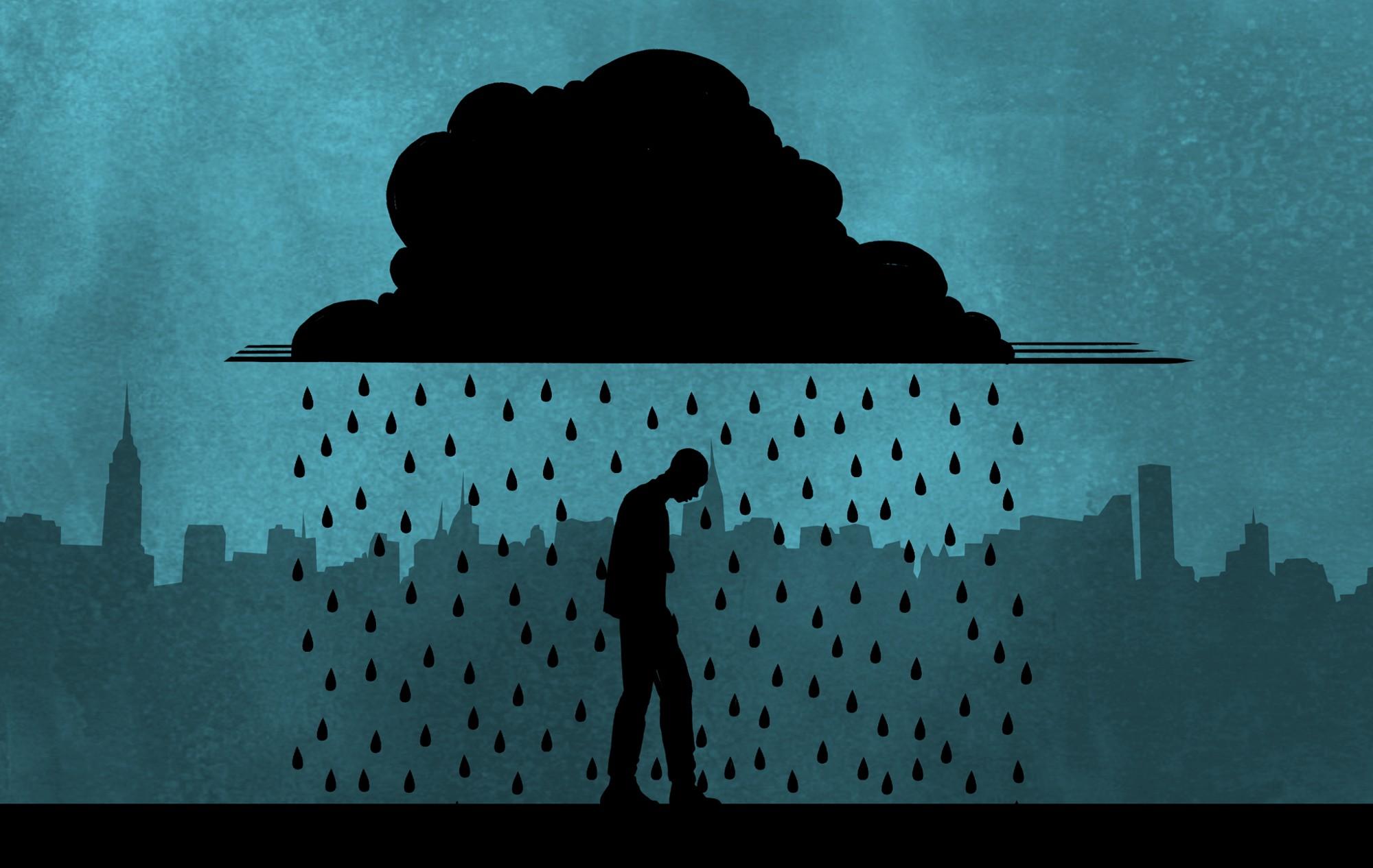 Как выйти из депрессивного состояния