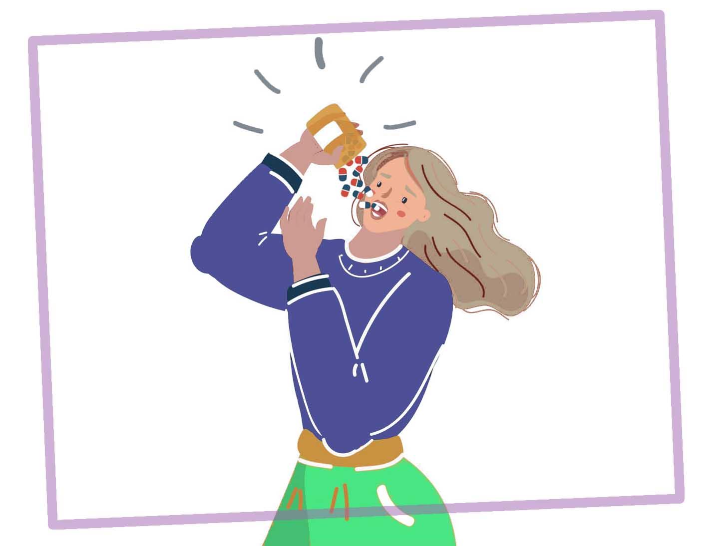 какие витамины лучше для женщин после 30