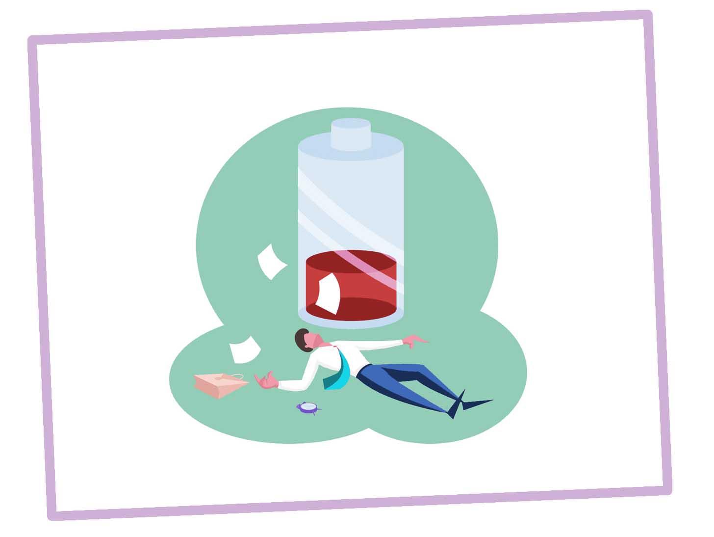 синдром хронической усталости, симптомы и лечение в домашних условиях
