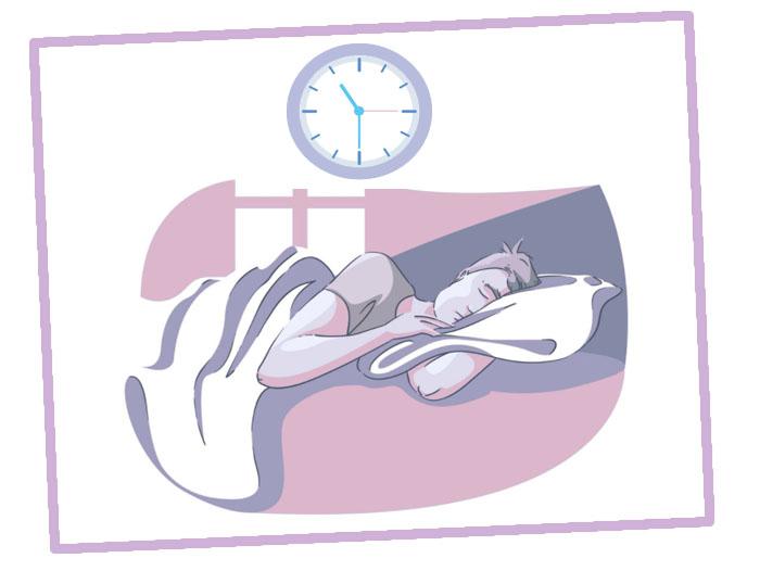 Как быстро уснуть и высыпаться за короткое время
