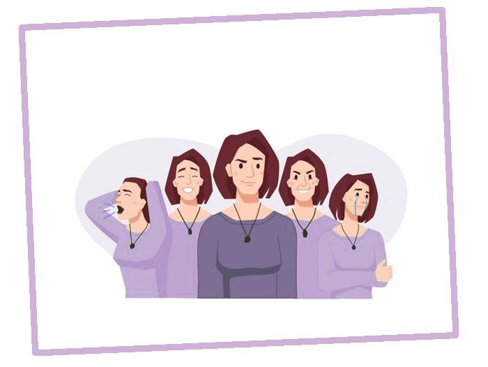 частые перепады настроения у женщин и мужчин